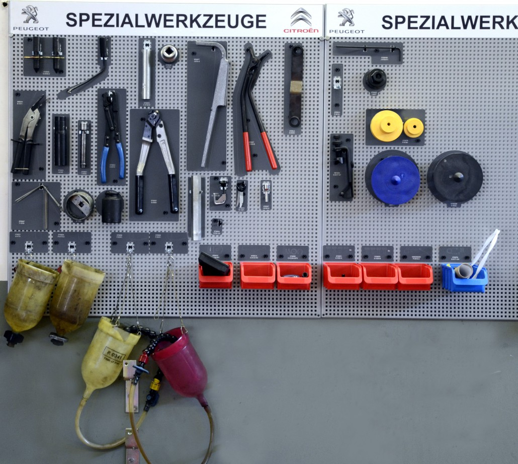ordnungssystem spezialwerkzeuge - hemgesberg2000 - firma hemgesberg